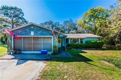 18803 Wellborn Lane, Spring Hill, FL 34610 - MLS#: T2933324