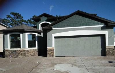 12506 Cricklewood Drive, Spring Hill, FL 34610 - MLS#: T2933519