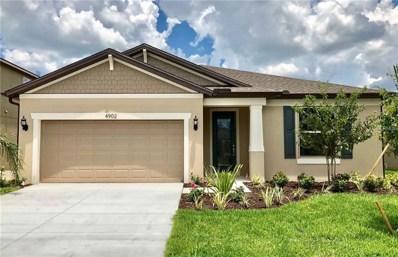 4902 111TH Terrace E, Parrish, FL 34219 - MLS#: T2933717