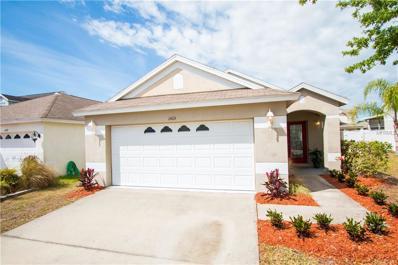 1406 Delano Trent Street, Ruskin, FL 33570 - MLS#: T2933796