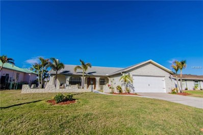 1007 Silver Palm Way, Apollo Beach, FL 33572 - MLS#: T2934090