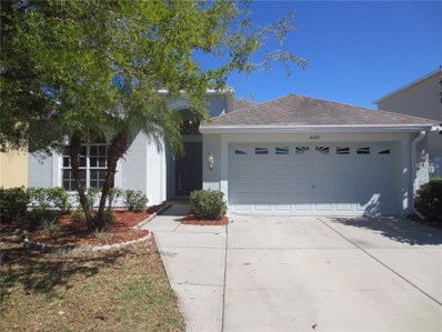 4400 Highcroft Drive, Wesley Chapel, FL 33545 - MLS#: T2934094