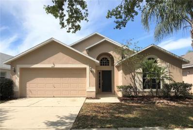 6915 Jamestown Manor Drive, Riverview, FL 33578 - MLS#: T2934116