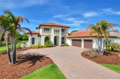 16406 Chapman Crossing Drive, Lithia, FL 33547 - MLS#: T2934144