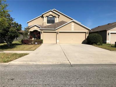 11548 Tangle Creek Boulevard, Gibsonton, FL 33534 - MLS#: T2934243