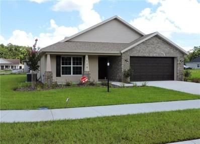 1234 Wild Daisy Drive, Plant City, FL 33563 - MLS#: T2934302