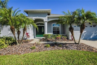 5605 Clouds Peak Drive, Lutz, FL 33558 - MLS#: T2934307