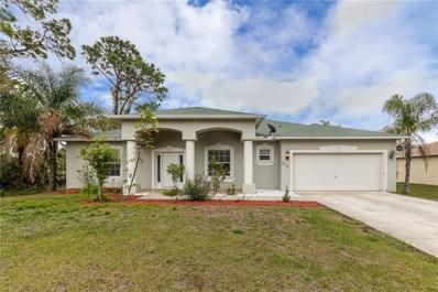 4708 Sabrina Terrace, North Port, FL 34286 - MLS#: T2934312