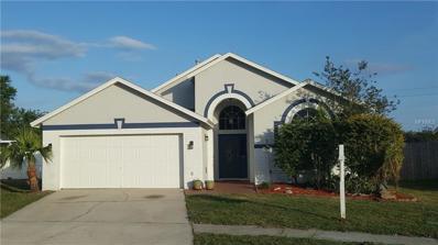 1609 Hulett Drive, Brandon, FL 33511 - MLS#: T2934710