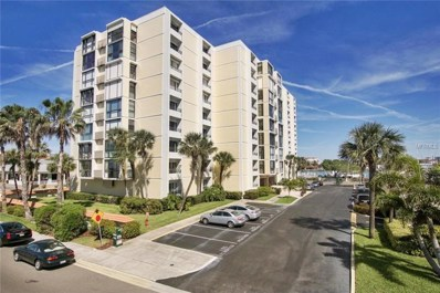 800 S Gulfview Boulevard UNIT 401, Clearwater Beach, FL 33767 - MLS#: T2934721