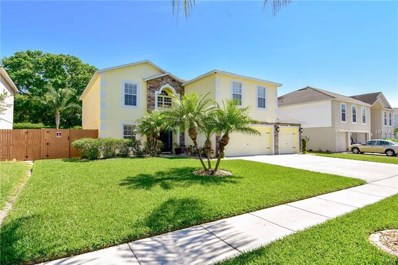 12938 Tribute Drive, Riverview, FL 33578 - MLS#: T2935095