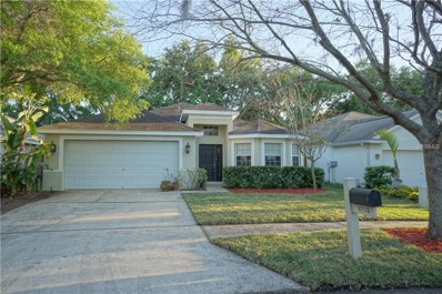 4710 Whispering Wind Avenue, Tampa, FL 33614 - MLS#: T2935285