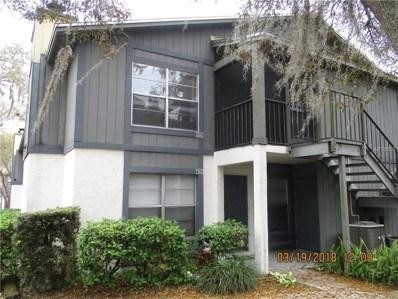 4021 Tumble Wood Trail UNIT 202, Tampa, FL 33613 - MLS#: T2935339