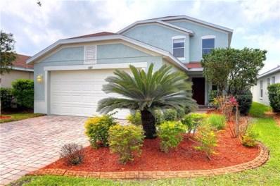 11417 Crestlake Village Drive, Riverview, FL 33569 - MLS#: T2935522