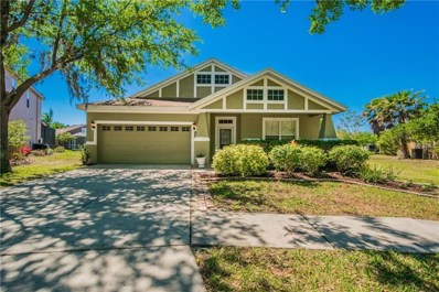 6027 Gannetdale Drive, Lithia, FL 33547 - MLS#: T2935554