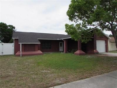 1304 Fuchsia Drive, Holiday, FL 34691 - MLS#: T2935680