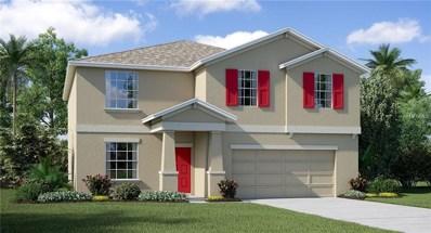 15508 Caynor Ash Lane, Ruskin, FL 33573 - MLS#: T2935709
