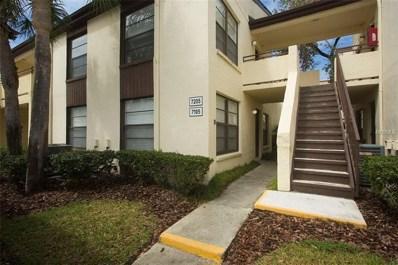 13608 S Village Drive UNIT 7105, Tampa, FL 33618 - MLS#: T2935737