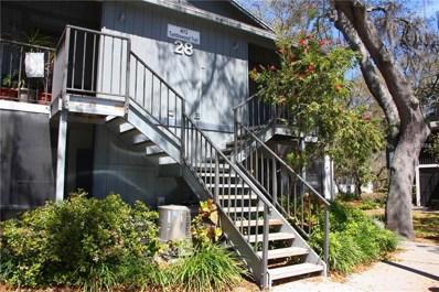 4012 Tumble Wood Trail UNIT 201, Tampa, FL 33613 - MLS#: T2935792