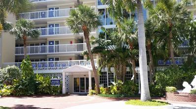 5500 Gulf Boulevard UNIT 2222, St Pete Beach, FL 33706 - MLS#: T2936076