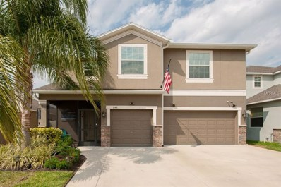 10411 Summer Azure Drive, Riverview, FL 33578 - MLS#: T2936223
