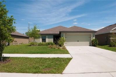 14404 Haddon Mist Drive, Wimauma, FL 33598 - MLS#: T2936239