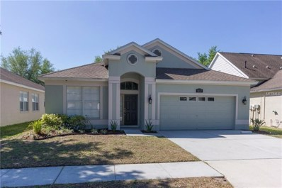 8017 Terrace Ridge Drive, Temple Terrace, FL 33637 - MLS#: T2936345