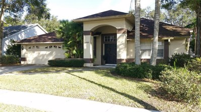 4005 Eagle Cove Drive W, Palm Harbor, FL 34685 - MLS#: T2936370