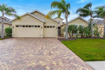 1613 Emerald Dunes Drive, Sun City Center, FL 33573 - MLS#: T2936398