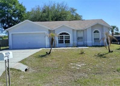 4875 Palm View Drive W, Mulberry, FL 33860 - MLS#: T2936519