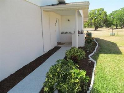 301 Canton UNIT 77, Sun City Center, FL 33573 - MLS#: T2936658