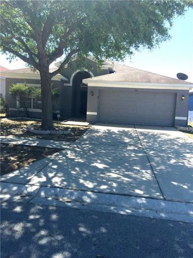 506 Magnolia Pointe Court, Seffner, FL 33584 - MLS#: T2936738