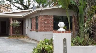 808 S West Shore Boulevard, Tampa, FL 33609 - MLS#: T2936818