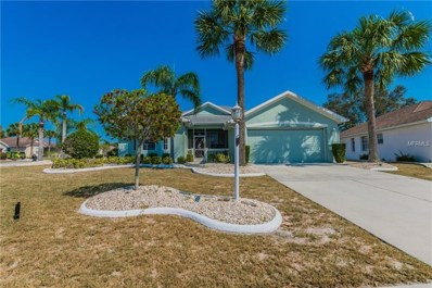 1119 Villeroy Drive, Sun City Center, FL 33573 - MLS#: T2936847