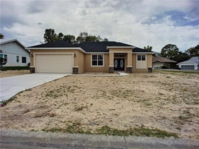 10370 Audie Brook Drive, Spring Hill, FL 34608 - MLS#: T2936980