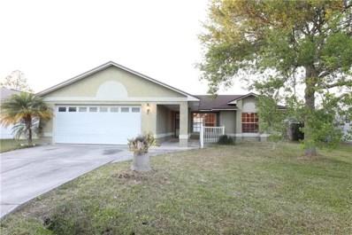 974 Gascony Court, Kissimmee, FL 34759 - MLS#: T2937293