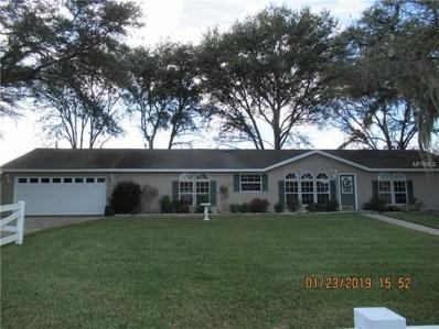 21237 Yontz Road, Brooksville, FL 34601 - MLS#: T2937585