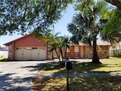 6713 Leeward Isle Way, Tampa, FL 33615 - MLS#: T2937847
