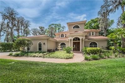 15521 Lake Magdalene Boulevard, Tampa, FL 33613 - MLS#: T2938045
