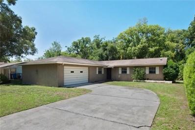 17122 Orangewood Drive, Lutz, FL 33548 - MLS#: T2938294