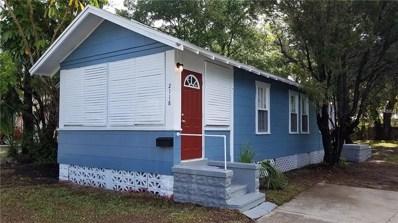 2118 Walton Street S, St Petersburg, FL 33712 - MLS#: T2938349