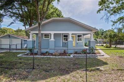 5001 N 15TH Street, Tampa, FL 33610 - MLS#: T2938398