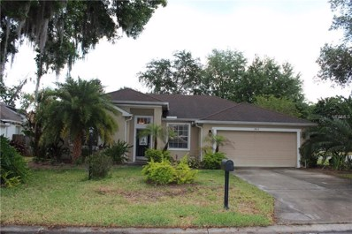 2812 Spring Meadow Drive, Plant City, FL 33566 - MLS#: T2938520
