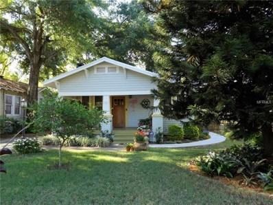 1205 E Giddens Avenue, Tampa, FL 33603 - MLS#: T2938714