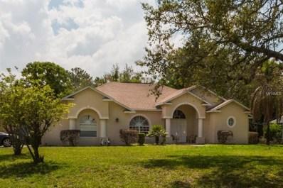 4490 Rachel Boulevard, Weeki Wachee, FL 34607 - MLS#: T2938942