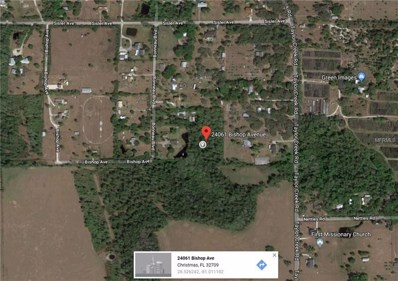 24061 Bishop Avenue, Christmas, FL 32709 - MLS#: T2939048