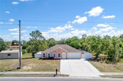 5280 Mariner Boulevard, Spring Hill, FL 34609 - MLS#: T2939050