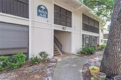 6015 Laketree Lane UNIT D, Temple Terrace, FL 33617 - MLS#: T2939179