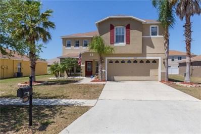 10605 Boyette Creek Boulevard, Riverview, FL 33569 - MLS#: T2939450