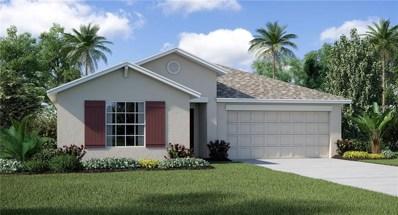 14813 Crescent Rock Drive, Wimauma, FL 33598 - MLS#: T2939467